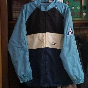 Boxfresh ski jacket (90's London club gear)